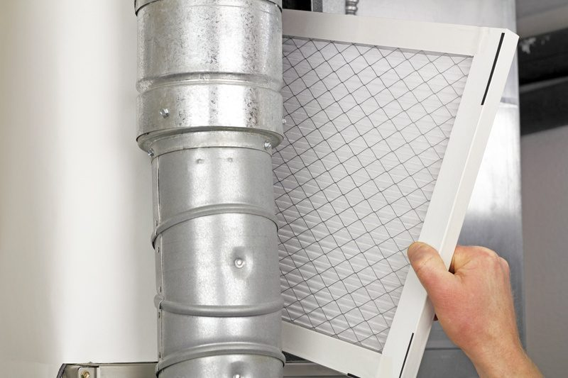 Indoor air quality filter